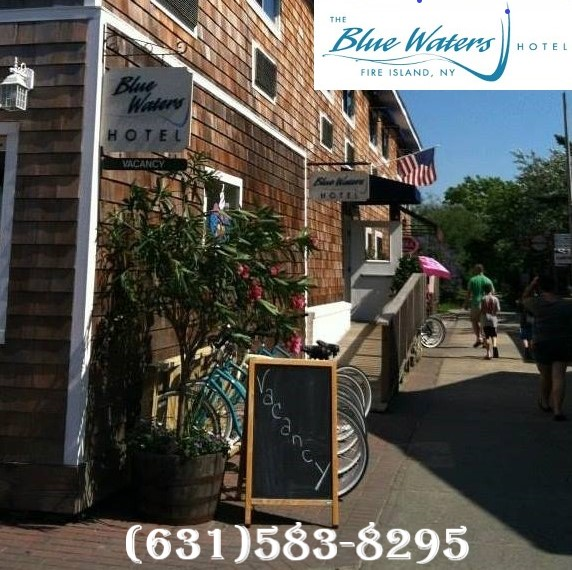 Blue Waters Hotel/Seasons Bed and Breakfast